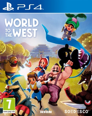 World to the West (PS4, английская версия)