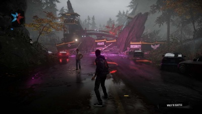 inFAMOUS: Second Son (PS4, русская версия)