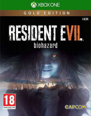Resident Evil 7: Biohazard - Gold Edition (Xbox One, русские субтитры)