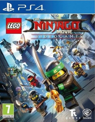 LEGO The Ninjago Movie: Videogame (PS4, русские субтитры)