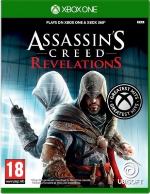 Assassin's Creed: Revelations (Xbox One, английская версия)