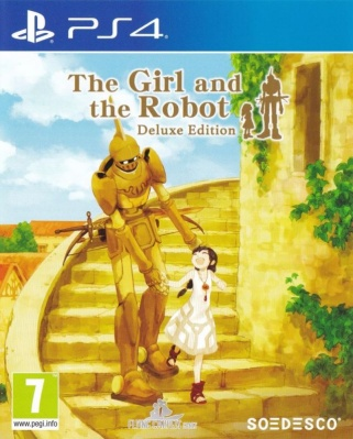 The Girl and the Robot: Deluxe Edition (PS4, английская версия)