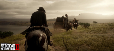 Red Dead Redemption 2 (PS4, русские субтитры)