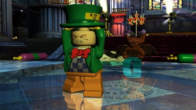 LEGO Batman: Videogame (PC, русская версия)