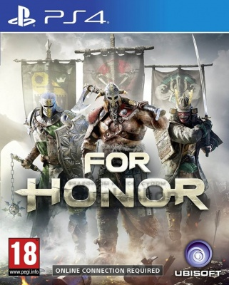 For Honor (PS4, русская версия)