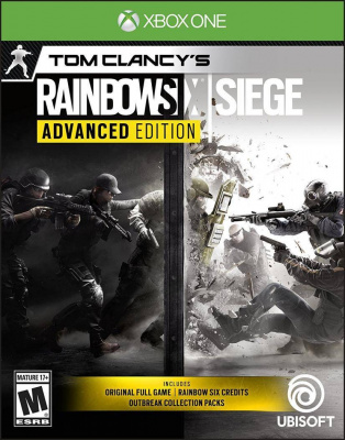 Tom Clancy's Rainbow Six: Осада - Advanced Edition (Xbox One, русская версия)