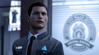 Detroit Become Human (PS4, русская версия)
