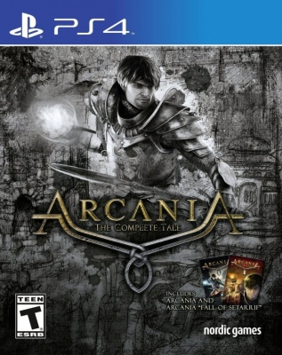 Arcania: The Complete Tale (PS4, русская версия)