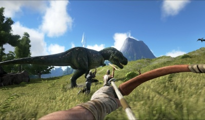 ARK: Survival Evolved (PS4, русские субтитры)