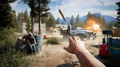 Far Cry 5 (PS4, русская версия)