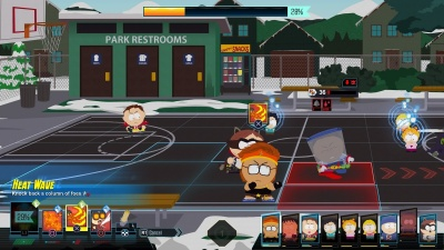 South Park: The Fractured but Whole (Nintendo Switch, русские субтитры)