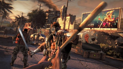 Dying Light: The Following - Enhanced Edition (PS4, русские субтитры)