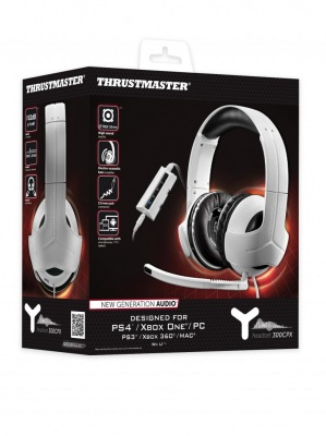 Игровая гарнитура Thrustmaster Y300CPX Gaming Headset, Xbox One