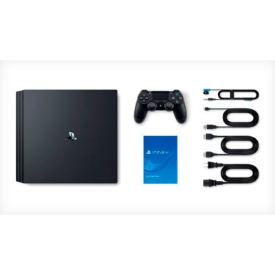 Playstation 4 Pro, 1tb (РСТ) (Black)