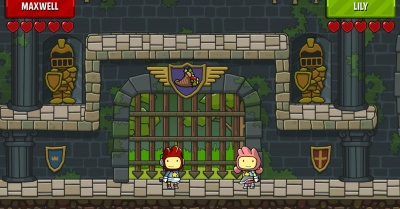 Scribblenauts Showdown (Nintendo Switch, английская версия)