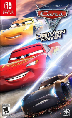 Cars 3: Driven to Win (Nintendo Switch, английская версия)