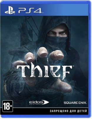 Thief (PS4, русская версия)