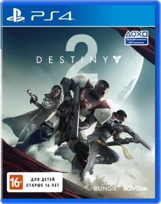 Destiny 2 (PS4, русская версия)