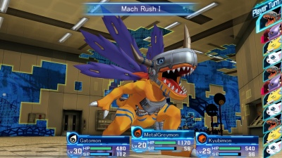 Digimon Story: Cyber Sleuth (PS4, английская версия)