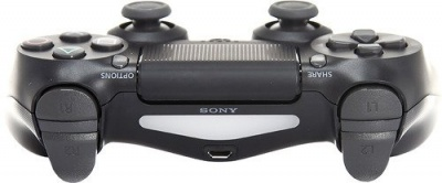 Контроллер Sony Wireless DualShock  V2 Black
