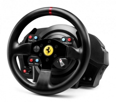 Руль Thrustmaster T300 Ferrari GTE Version