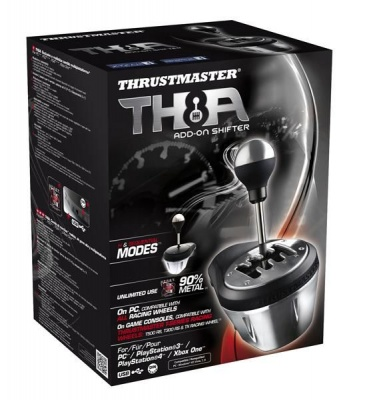 Коробка передач Thrustmaster TH8A Shifter Add-On for Xbox One