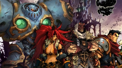 Battle Chasers: Nightwar (PS4, русская версия)