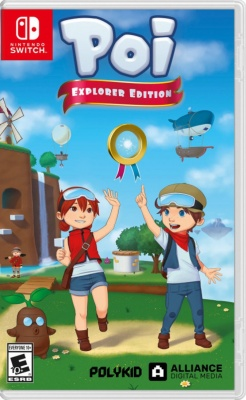 Poi Explorer's Edition (Nintendo Switch, русская версия)