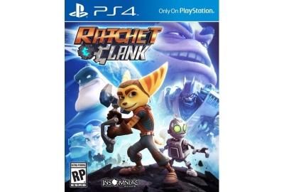 Купить Ratchet & Clank (PS4, русская версия) на PS4 за 1 499 руб. в Москве