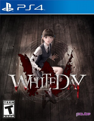 White Day: A Labyrinth Named School (PS4, русские субтитры)