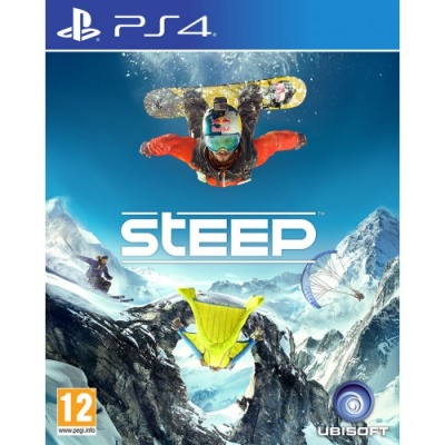 Steep (PS4, русская версия)