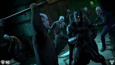 Batman: The Enemy Within (Xbox One, русские субтитры)