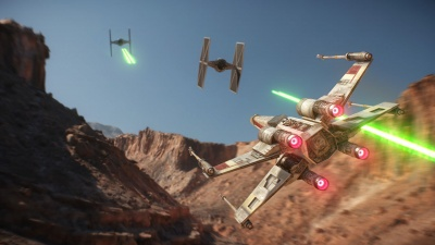 Star Wars: Battlefront (PS4, русская версия)