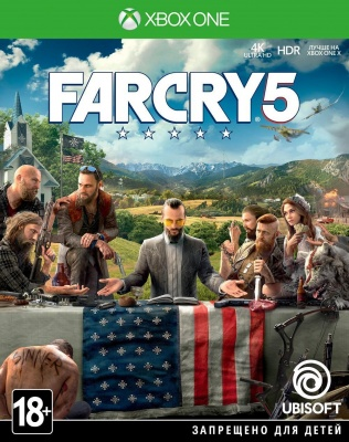 Far Cry 5 (Xbox One, русская версия)
