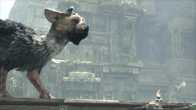 The Last Guardian: Special Edition (PS4, русские субтитры)