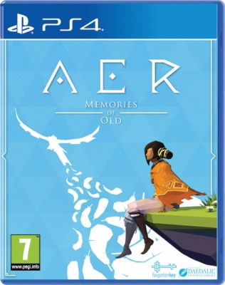 AER: Memories of Old (PS4, русские субтитры)