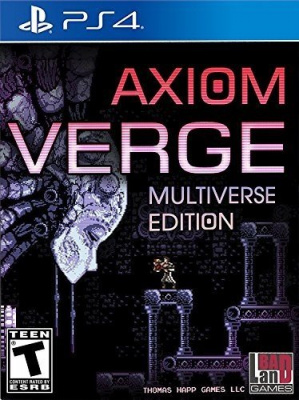 Axiom: Verge - Multiverse Edition (PS4, русские субтитры)